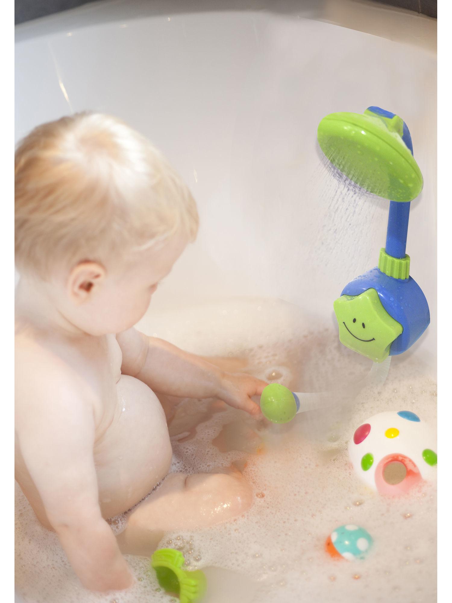 Koo-Di Bath Time Fun Shower Baby Bath Toy