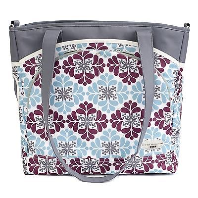 JJ Cole Mode Diaper Tote Bag - Mulberry Patch