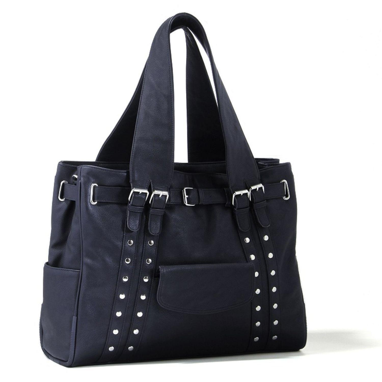 Tribal Changing Bag Luxury Changing Bay Onyx Black