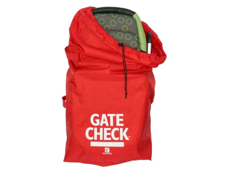 JL Childress Gate Check Bag for Standard/Double Stroller Bag