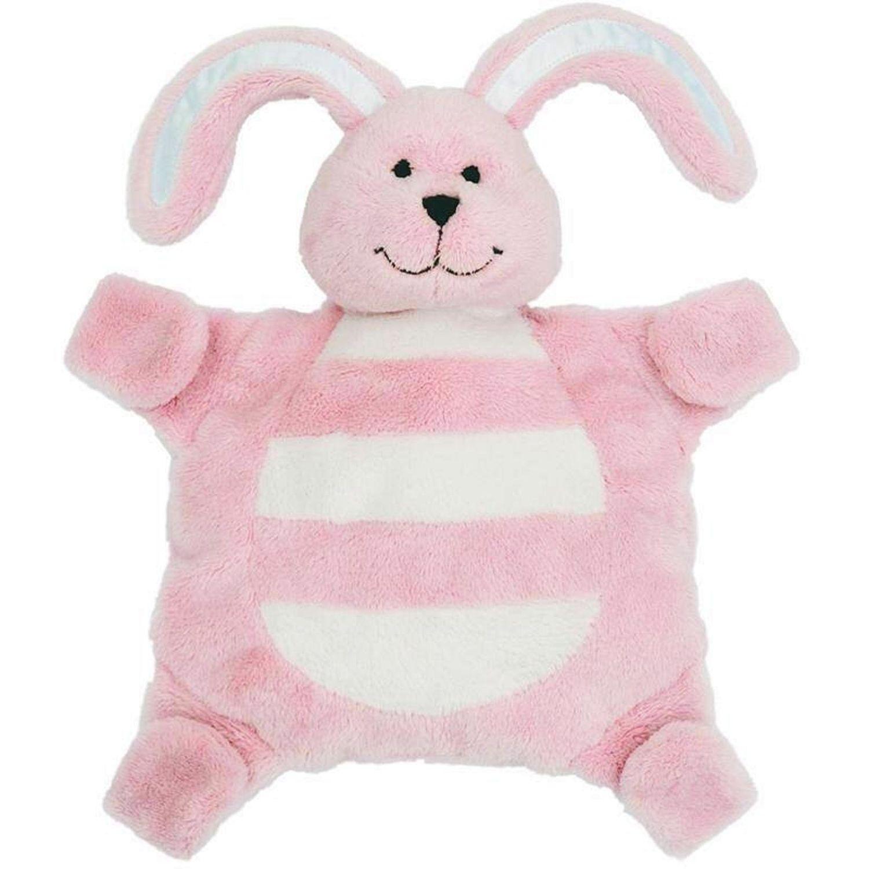 Sleepytot Dummy Holding Comforter - Pink Bunny - Large
