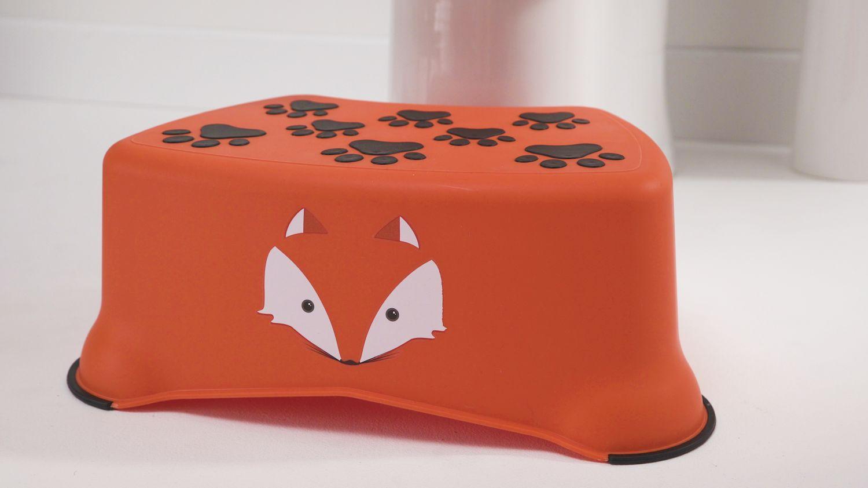 My Little Step Stool - Choose your Design - Fox
