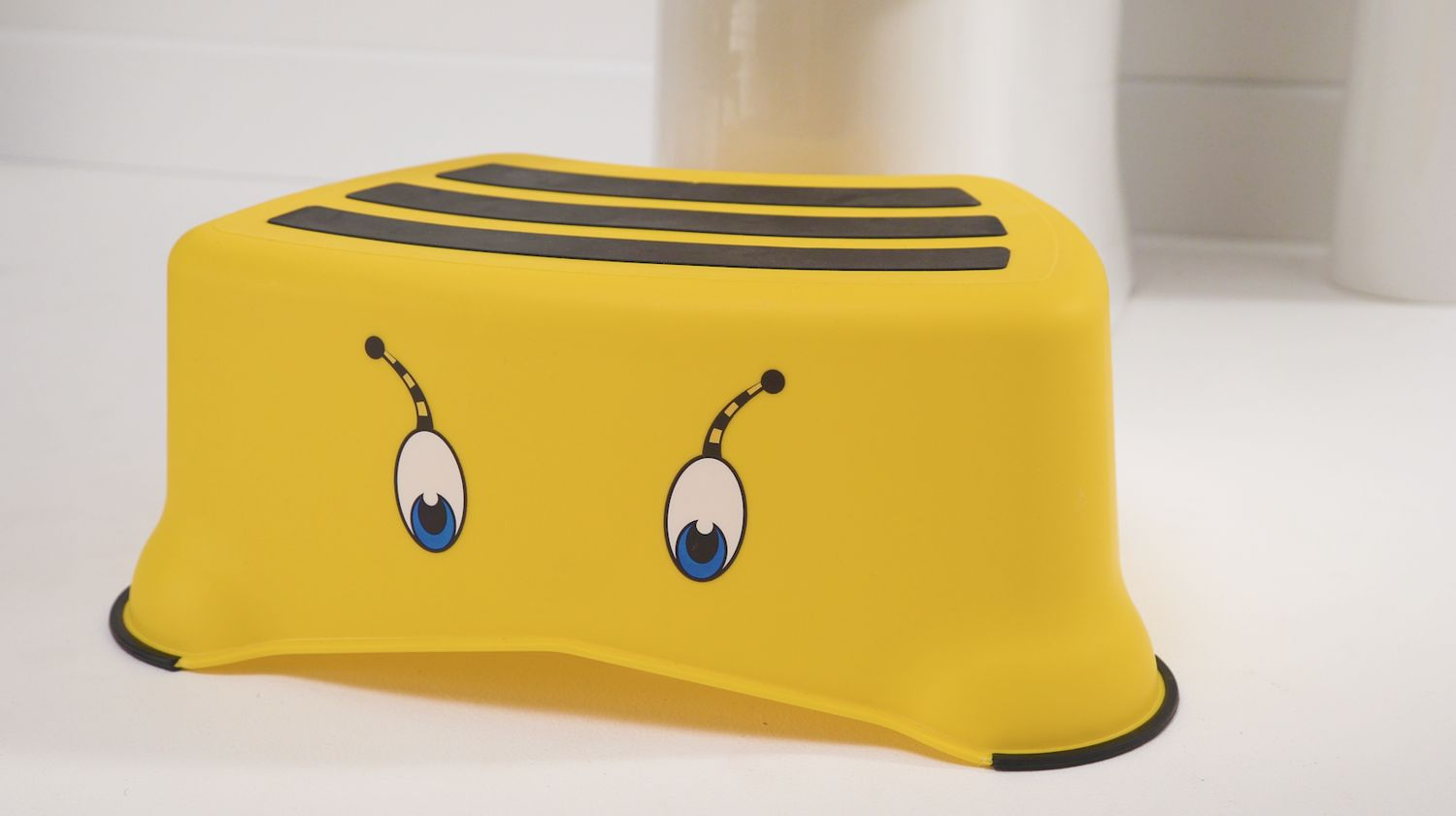 My Little Step Stool - Choose your Design - Bumblebee
