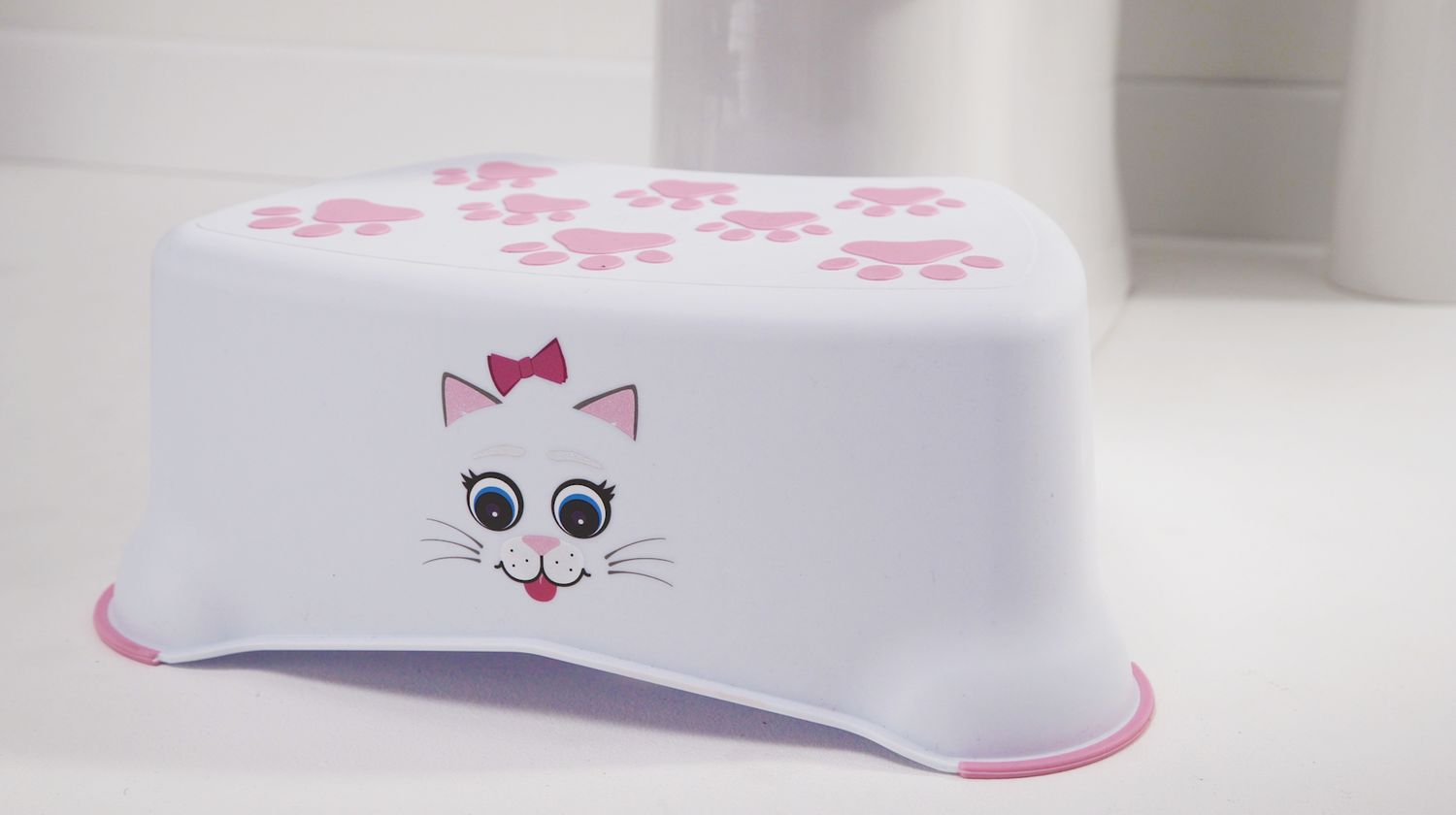 My Little Step Stool - Choose your Design - Cat