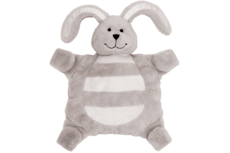 Sleepytot Dummy Holding Comforter - Grey Bunny - Large