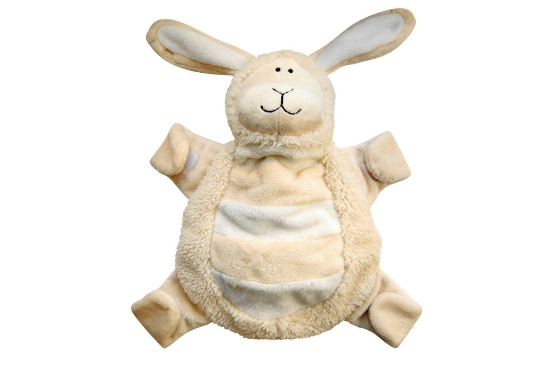 Sleepytot Dummy Holding Comforter - Cream Lamb - Large