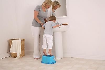 Childs Step Stool (Blue)
