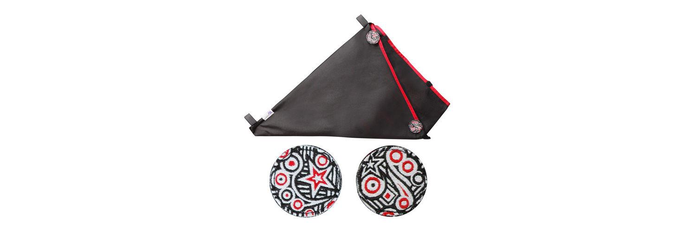 Koo-Di Elephant and Apple Stroller Bag - Rock Star