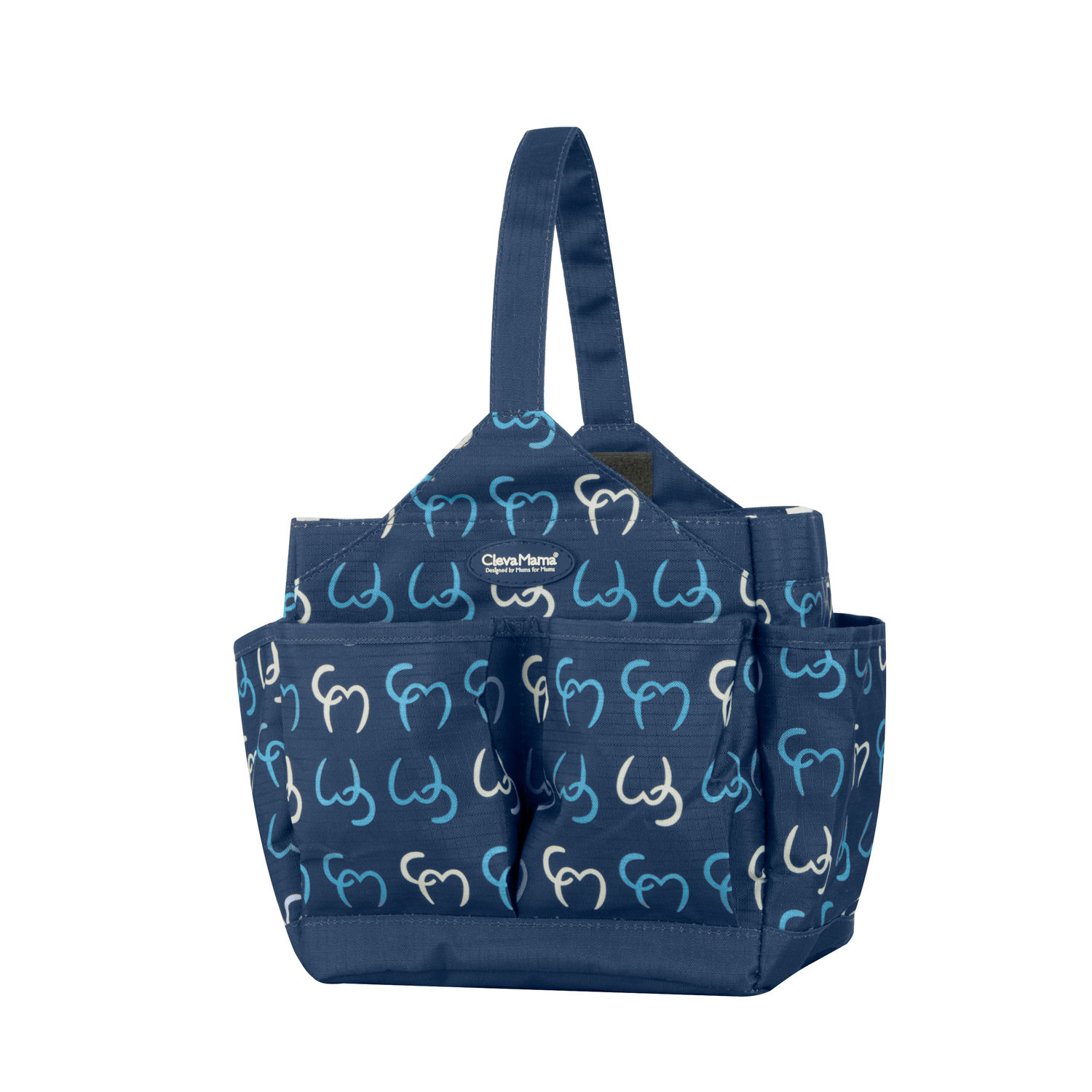 Clevamama Alessia Caddy - Navy