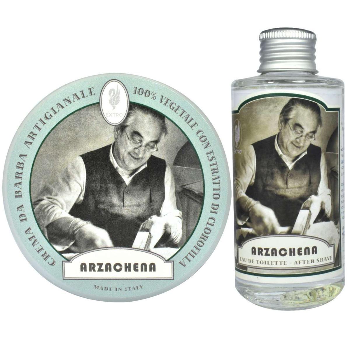 Extro Cosmesi Arzachena Shaving Cream & Aftershave Set