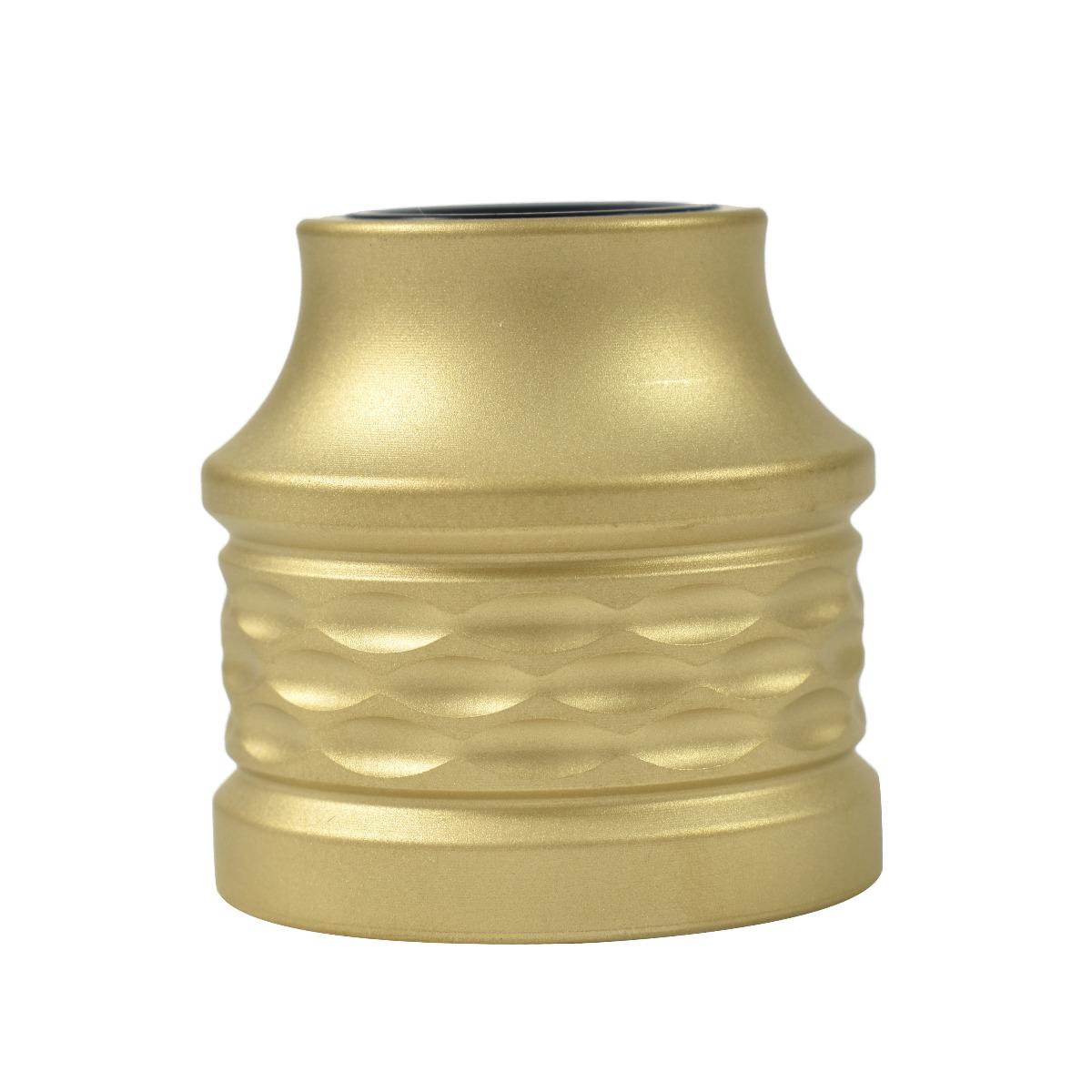 Karve Solid Brass Inkwell Razor Stand