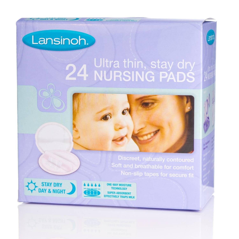 Disposable Nursing Pads - 24 Pack