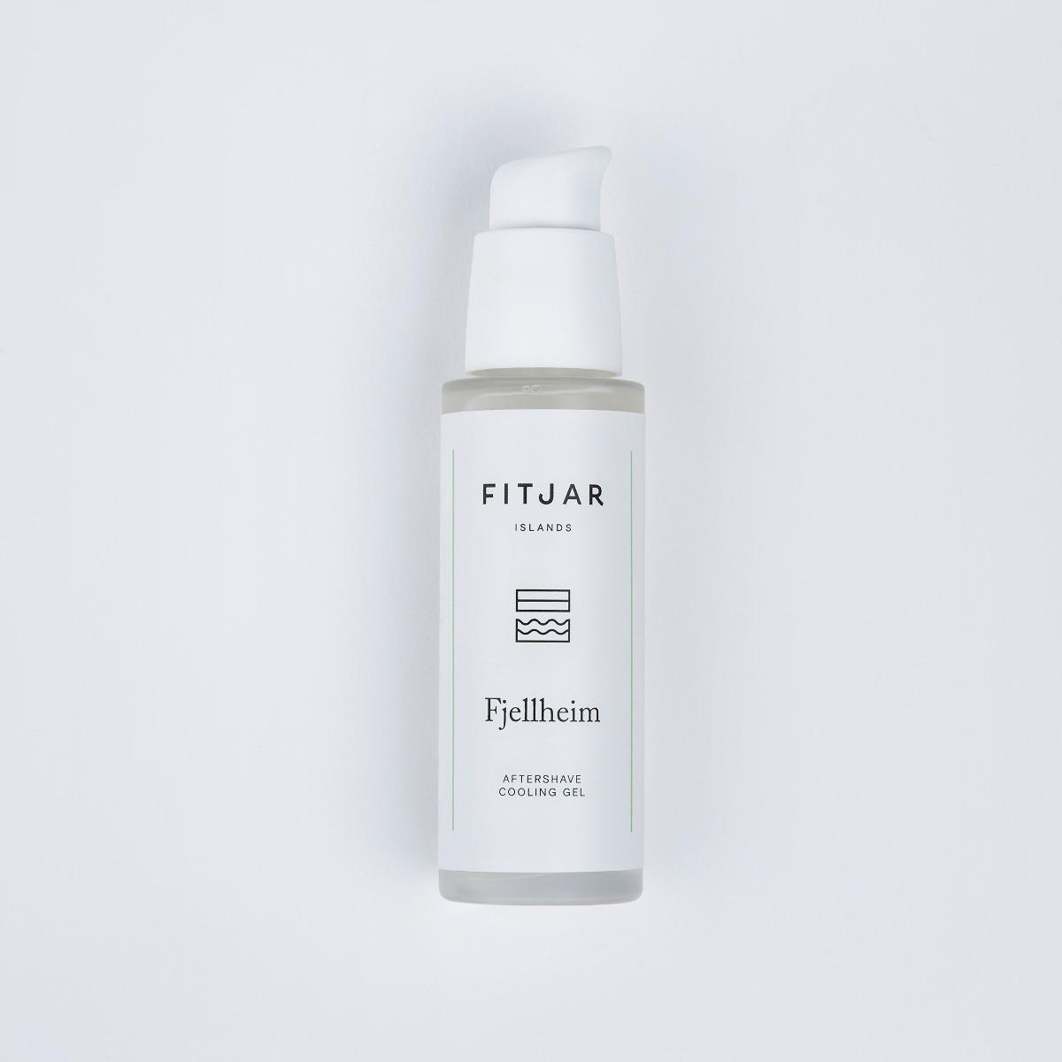 Fitjar Fjellheim Aftershave Cooling Gel 50ml OLD STOCK