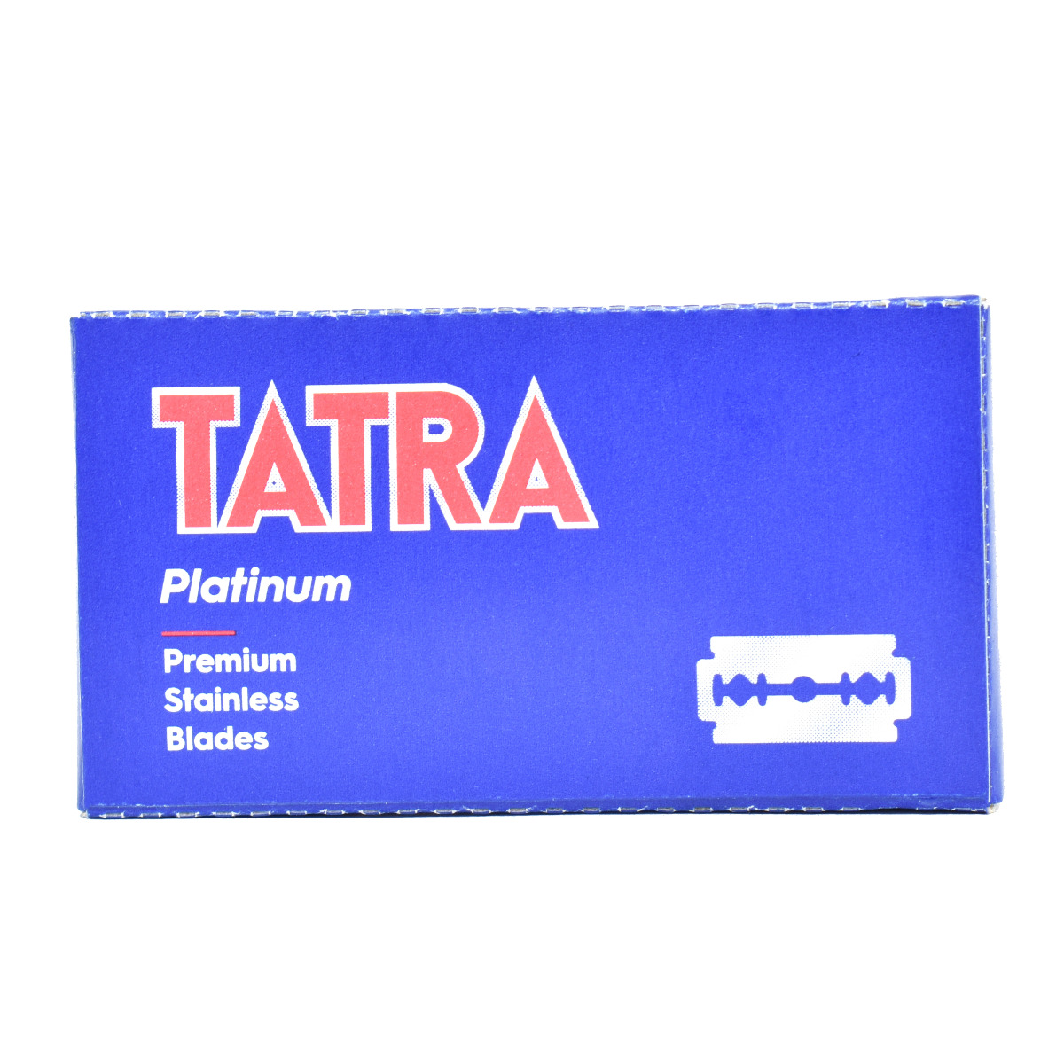 Tatra Platinum Double Edge Safety Razor Blades (x5)