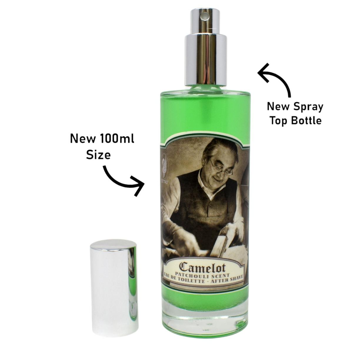 Extro Cosmesi Camelot Eau de Toilette Aftershave 125ml