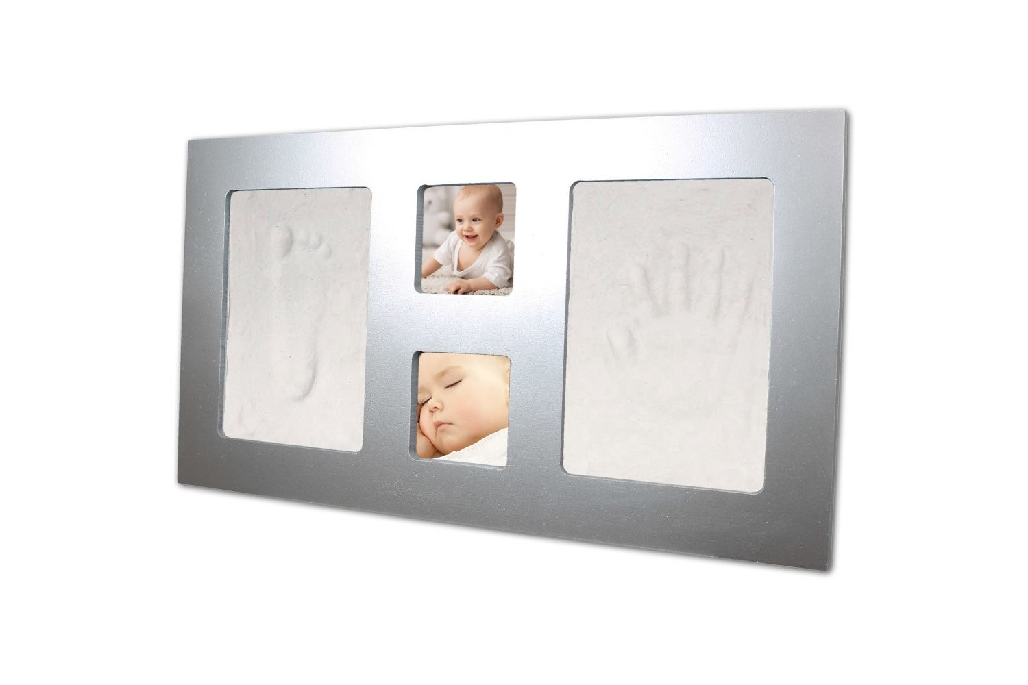 Happy Hands Luxury Large Frame Hand and Foot Print Kit