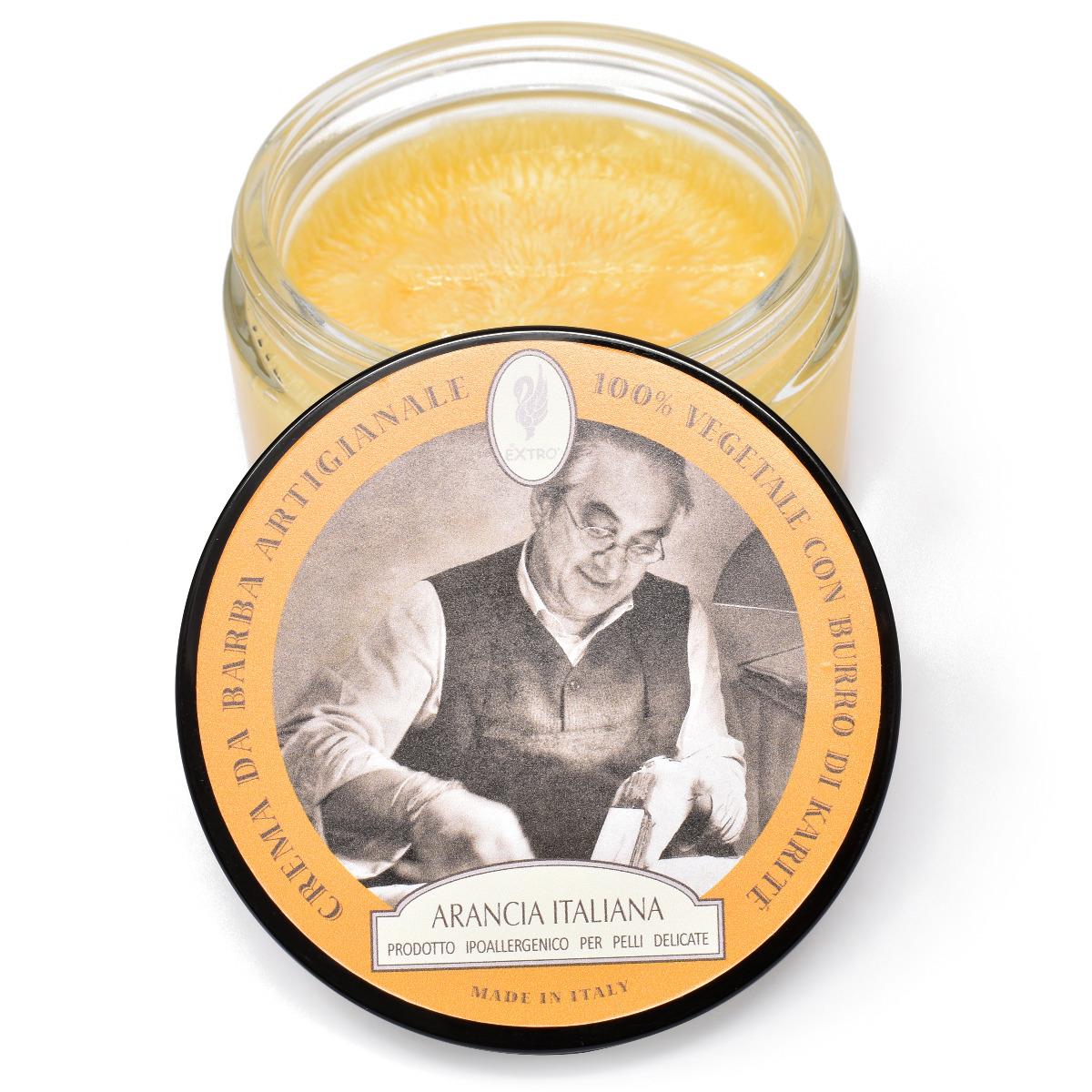 Extro Cosmesi Arancia Italiana Shaving Soap 150ml