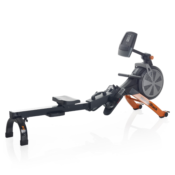 Image of NordicTrack RX800 Folding Rowing Machine