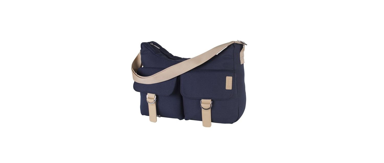 Koo-Di Hobo Shoulder Bag - Navy