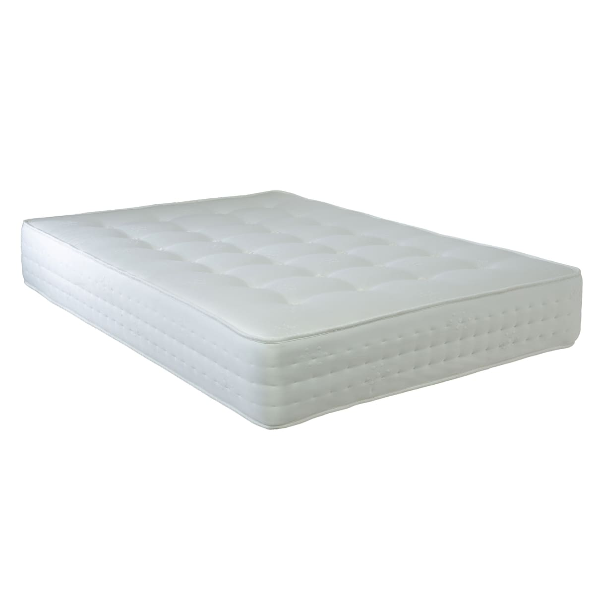 Gillmore Space Pipe Essentials Double Pocket Sprung Mattress
