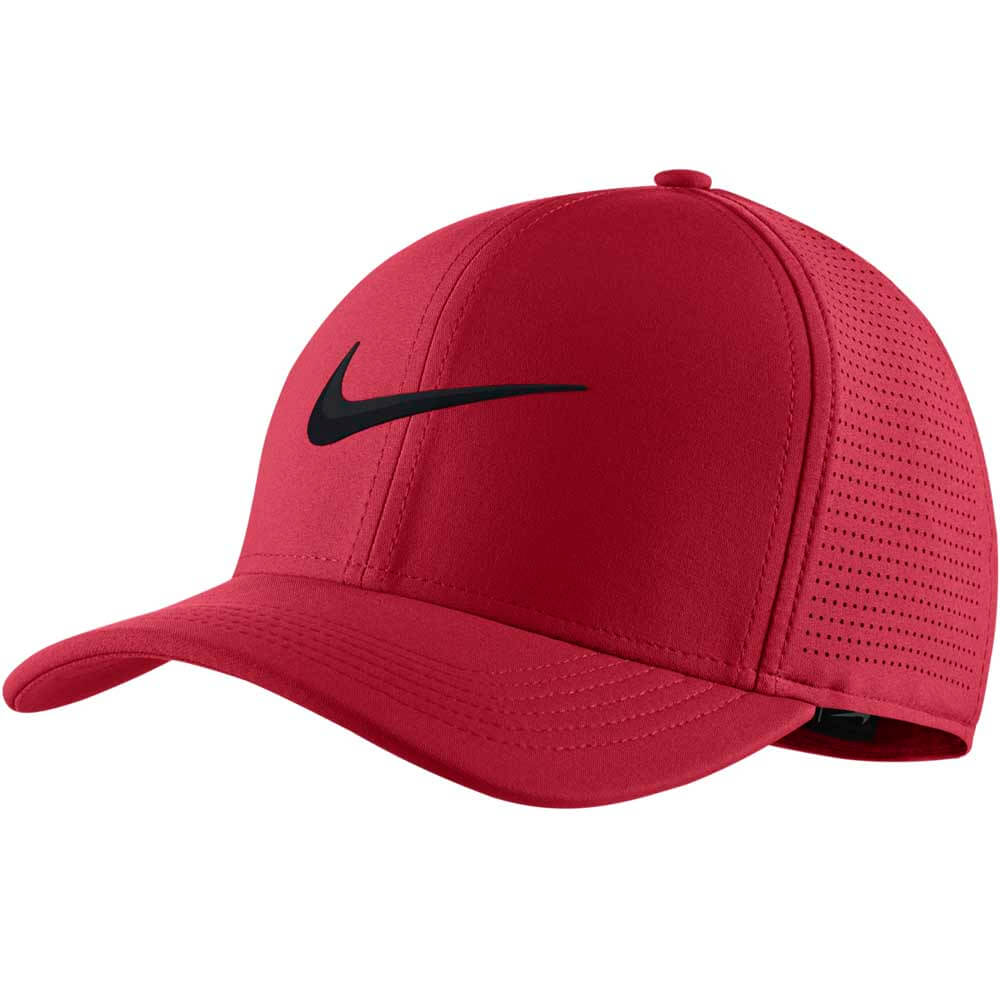 f166b850887 Nike Golf Cap - Nk Aerobill Pro Snapback - White Ss18 - and more ...
