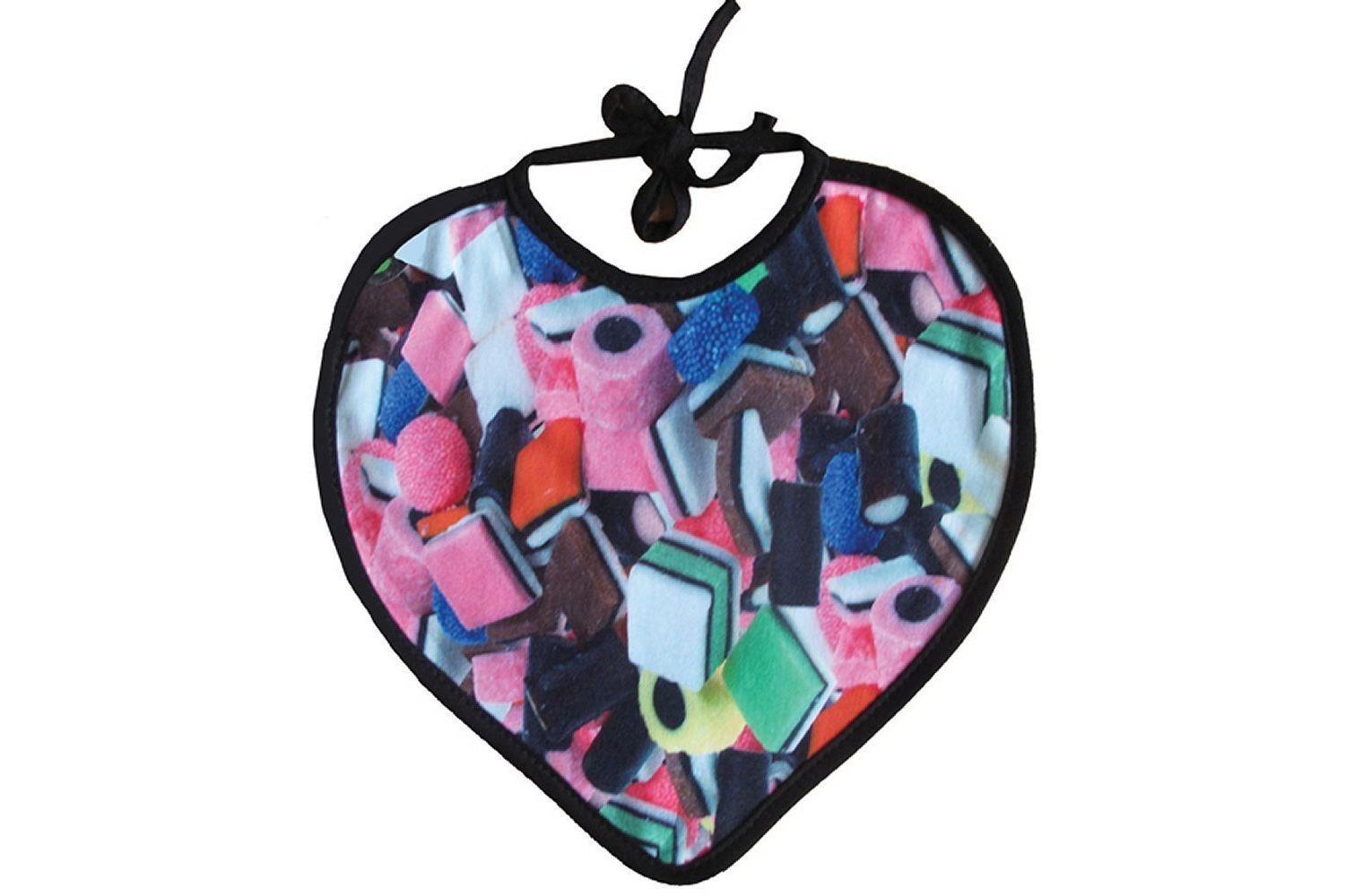 Xplorys Sweetheart Baby Bib - Choose your favourite sweets!!! - Allsorts