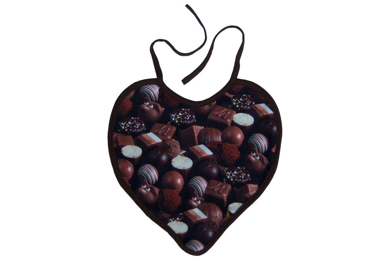 Xplorys Sweetheart Baby Bib - Choose your favourite sweets!!! - Chocolates