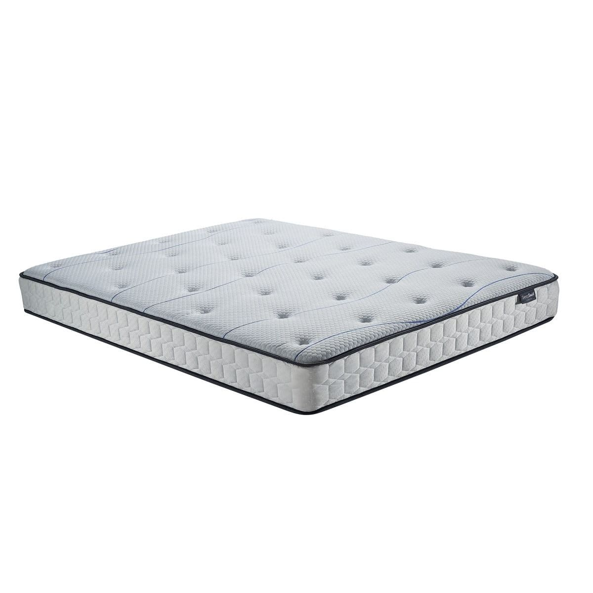 Sleepsoul Pipe Double Air Open Coil Spring Mattress