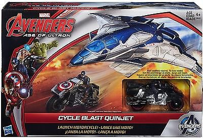 Avengers Cycle Blast Quinjet