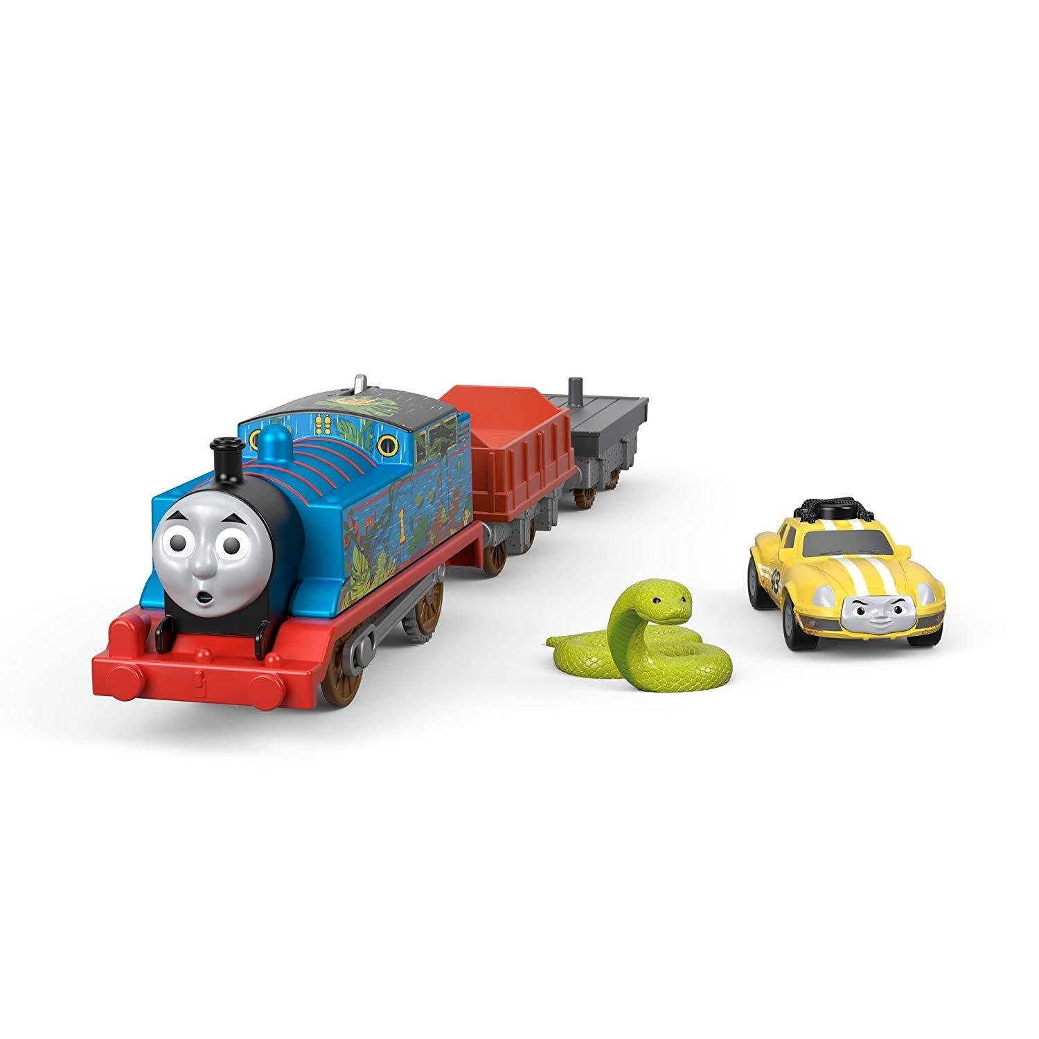 Thomas & Friends Trackmaster Thomas And Ace The Racer