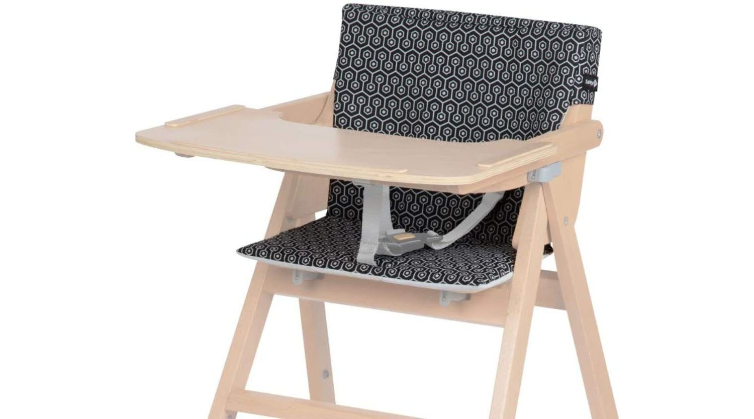Safety 1st Comfort Cushion for Nordik Basic Wooden Highchair - Choose your design - Geometric