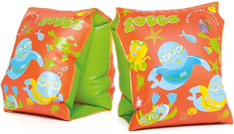 Swim Bands - Green Zoggy